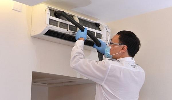 cách vệ sinh máy lạnh toshiba
