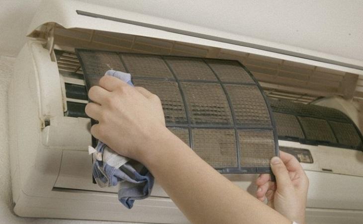 Kết quả hình ảnh cho bộ lọc máy lạnh