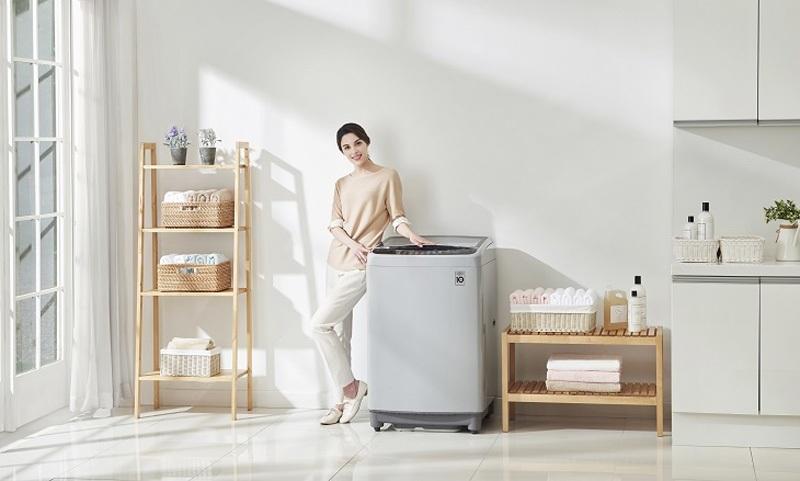 lắp đặt máy giặt