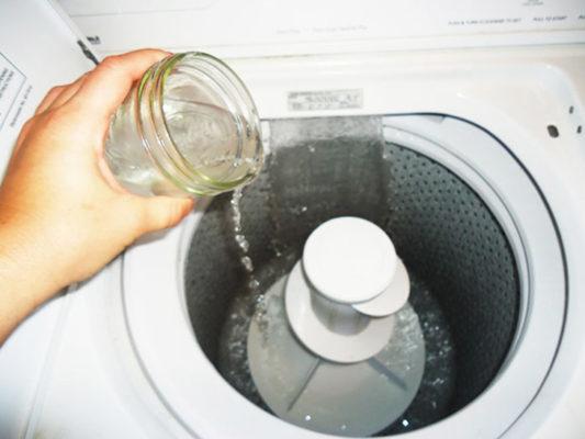 Vệ sinh máy giặt tại nhà, an toàn, nhanh chóng, tiện lợi.