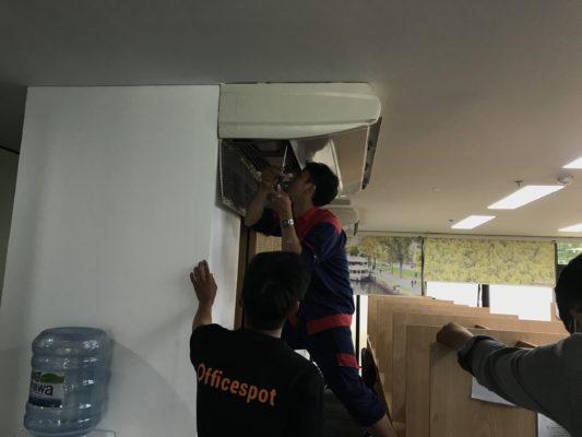 Dịch vụ vệ sinh máy lạnh quận 10 giúp quý khách sửa máy lạnh hoàn hảo