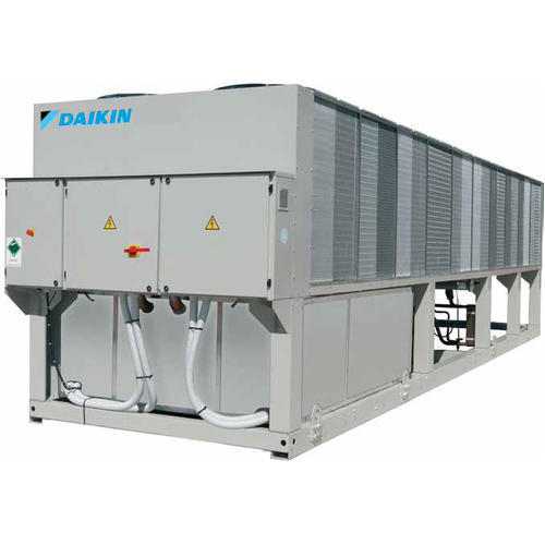 Sửa điều hòa Công nghiệp Daikin (p2)- Chiller giải nhiệt gió