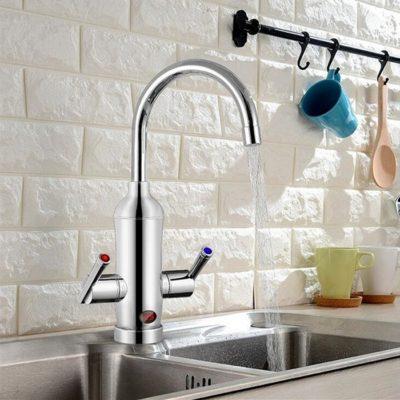Vòi nước nóng lạnh và cách lựa chọn sử dụng an toàn