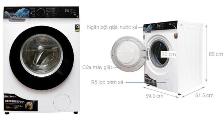 Máy giặt cửa ngang loại nào tốt nhất? Nên mua của thương hiệu nào?