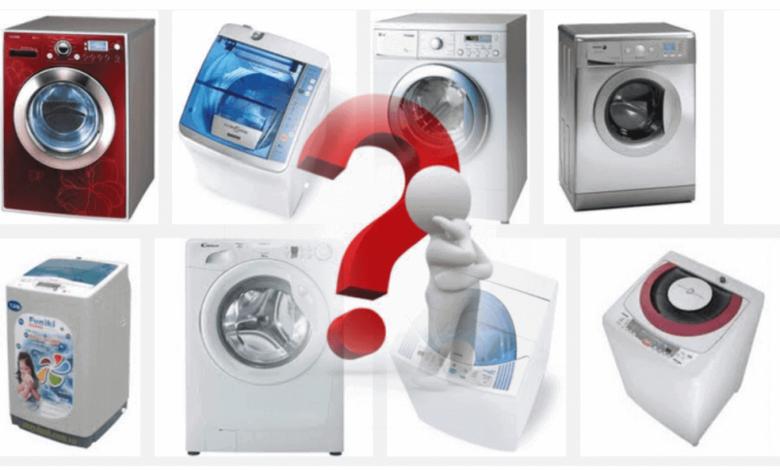 Máy giặt cửa ngang loại nào tốt nhất?