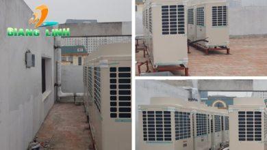 Lắp đặt bảo trì hệ thống Điều hòa không khí tại bệnh viện E, Hà Nội