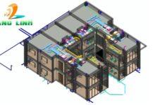 Thiết kế hệ thống thông gió tiêu chuẩn, ưu việt