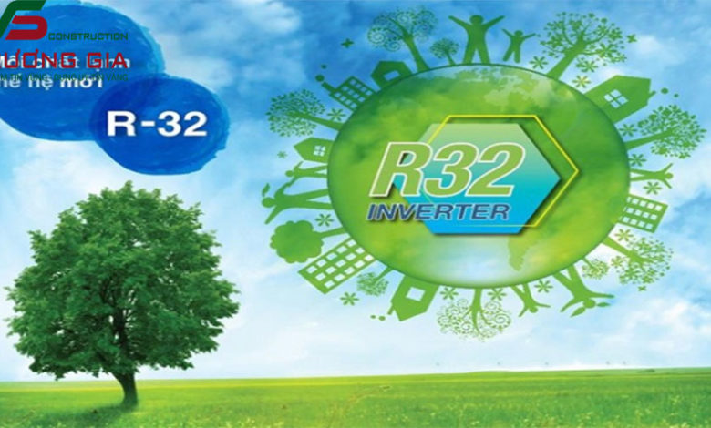 Gas R32 bao nhiêu tiền và sử dụng cho điều hòa nào?