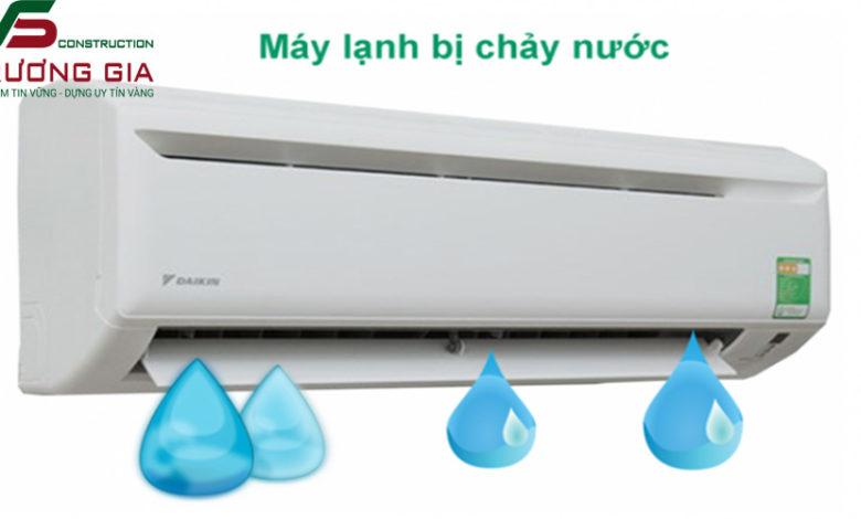Tại sao máy lạnh không chảy nước và cách khắc phục