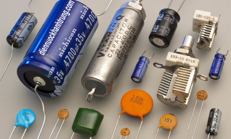 Tụ điện là gì ? Cấu Tạo và Ứng Dụng Tụ Điện