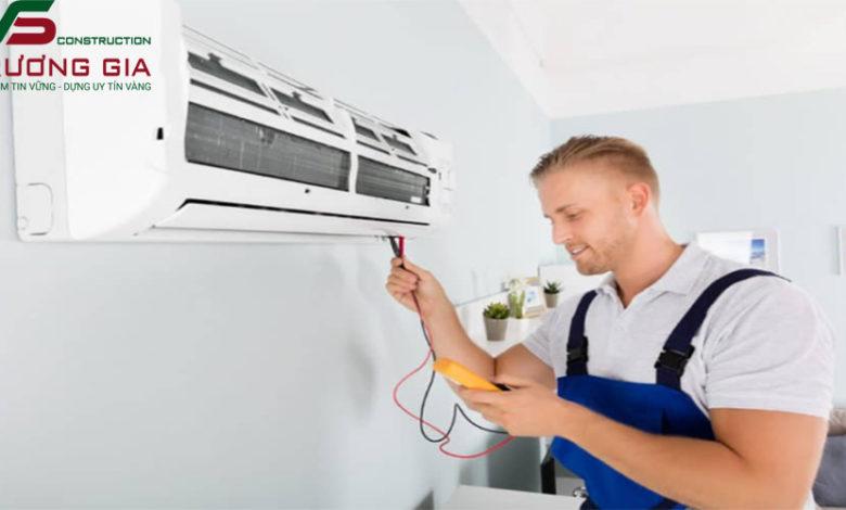 Bảo trì máy lạnh giúp máy lạnh hoạt động tốt hơn