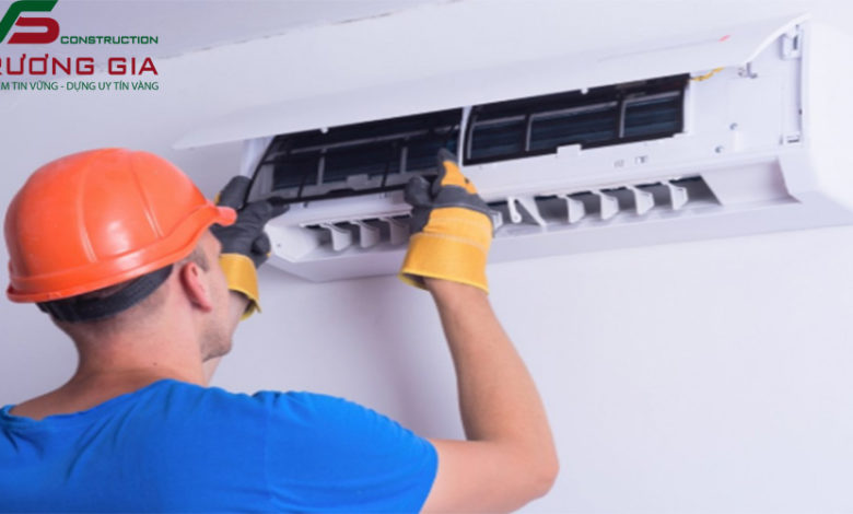 Sửa điều hòa panasonic bị hư hỏng tại nhà