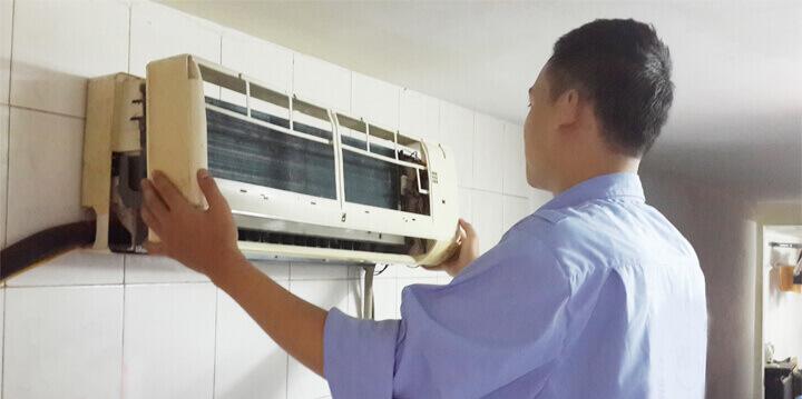 Vấn đề máy lạnh điều hòa chung thường hay gặp phải