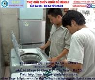 Ơn Giời ! Thợ sửa máy giặt tại đông anh đây rồi