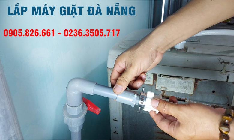 Lắp Máy Giặt tại Đà Nẵng chỉ với 150.000 đ