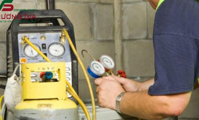 Nạp gas điều hòa bao nhiêu là đủ cho máy lạnh