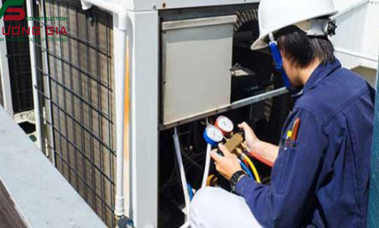 Hướng dẫn nạp ga điều hòa R22 an toàn hiệu quả