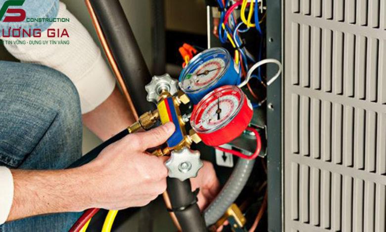 Quy trình nạp gas điều hòa chuyên nghiệp