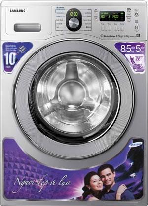 Cách sửa mã lỗi máy giặt Samsung