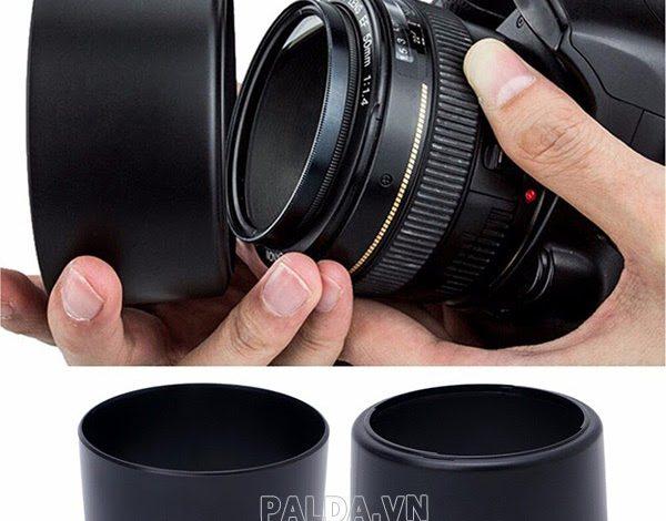 Lens hood là gì? Tìm hiểu 4 tác dụng của lens hood máy ảnh