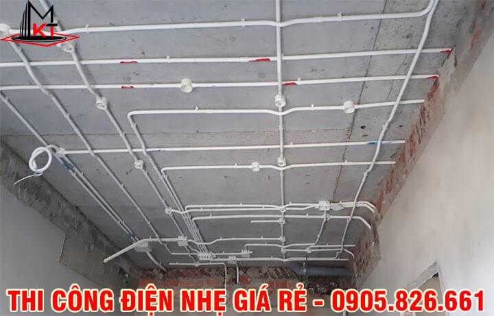 Thi công điện nhẹ tại Đà Nẵng – Báo giá 2021