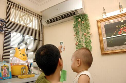 Sử dụng máy lạnh đúng cách để không ảnh hưởng đến sức khỏe