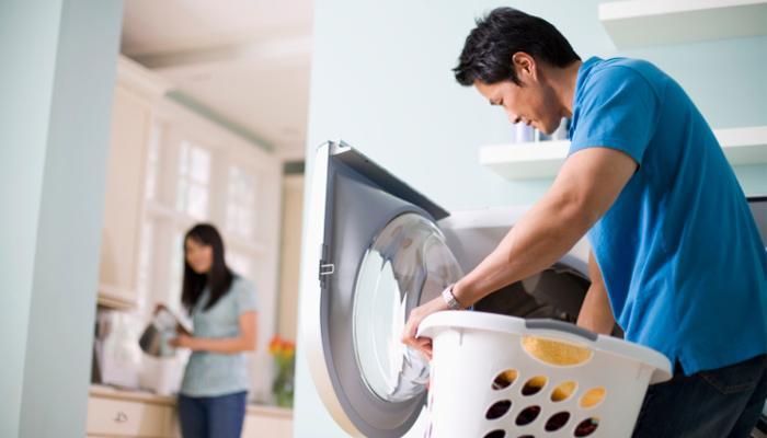 Bí quyết vệ sinh máy giặt bằng giấm