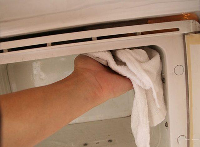 Cách xả đông tủ lạnh Sanyo như thế nào