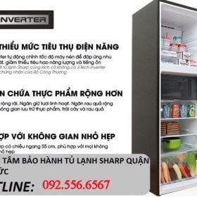 Trung tâm bảo hành tủ lạnh Hitachi tại Thủ Đức