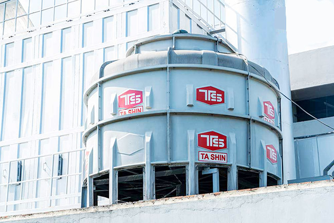 Tìm hiểu về cấu tạo – Nguyên lý làm việc của tháp giải nhiệt