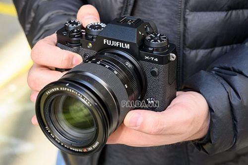 Máy ảnh kỹ thuật số là gì? Ưu điểm của thiết bị