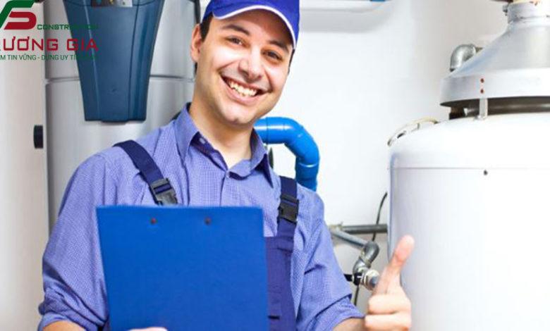 Sửa chữa điện nước tại tân bình giá rẻ