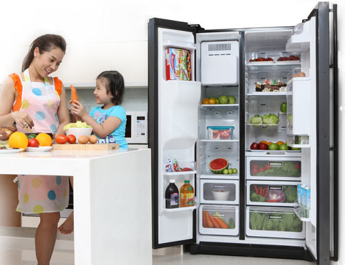 Dễ dàng sửa tủ lạnh với những hư hỏng đơn giản