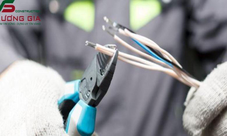 Sửa chữa điện nước chuyên nghiệp tphcm