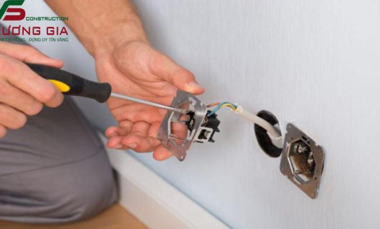 Sửa chữa điện Quận 1 chuyên nghiệp nhất