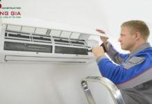 Vệ sinh máy lạnh và làm sạch máy lạnh