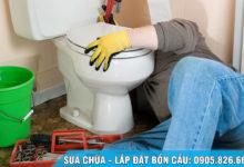 Sửa Chữa, Lắp Đặt bồn cầu tại Đà Nẵng