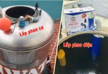 Sửa Chữa, Lắp Đặt Phao Cơ & Phao Điện tại Đà Nẵng