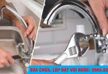 Cách Sửa Vòi Nước rửa bát bị rò rỉ