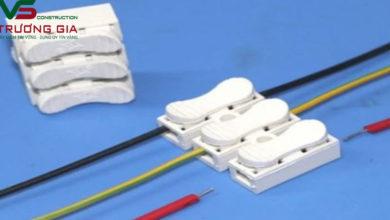 Cầu nối dây điện bắt vít giữ dây điện an toàn