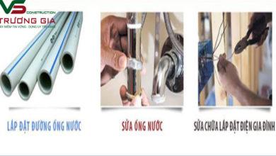 Sửa chữa nước khắc phục rò rỉ nước tại bình thạnh