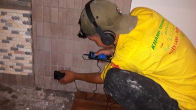 Dịch vụ tìm rò rỉ nước tại Đà Nẵng