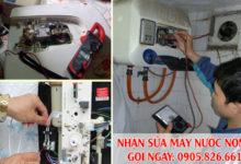 Sửa bình nước nóng lạnh tại Đà Nẵng