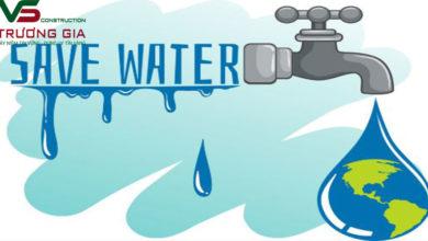 5 cách để tiết kiệm hóa đơn tiền điện nước