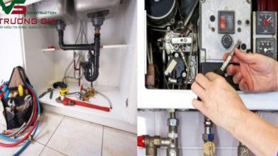 Dịch vụ sửa chữa điện nước tại nhà giá rẻ