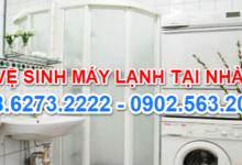 Chuyên vệ sinh bảo trì máy lạnh tại TPHCM